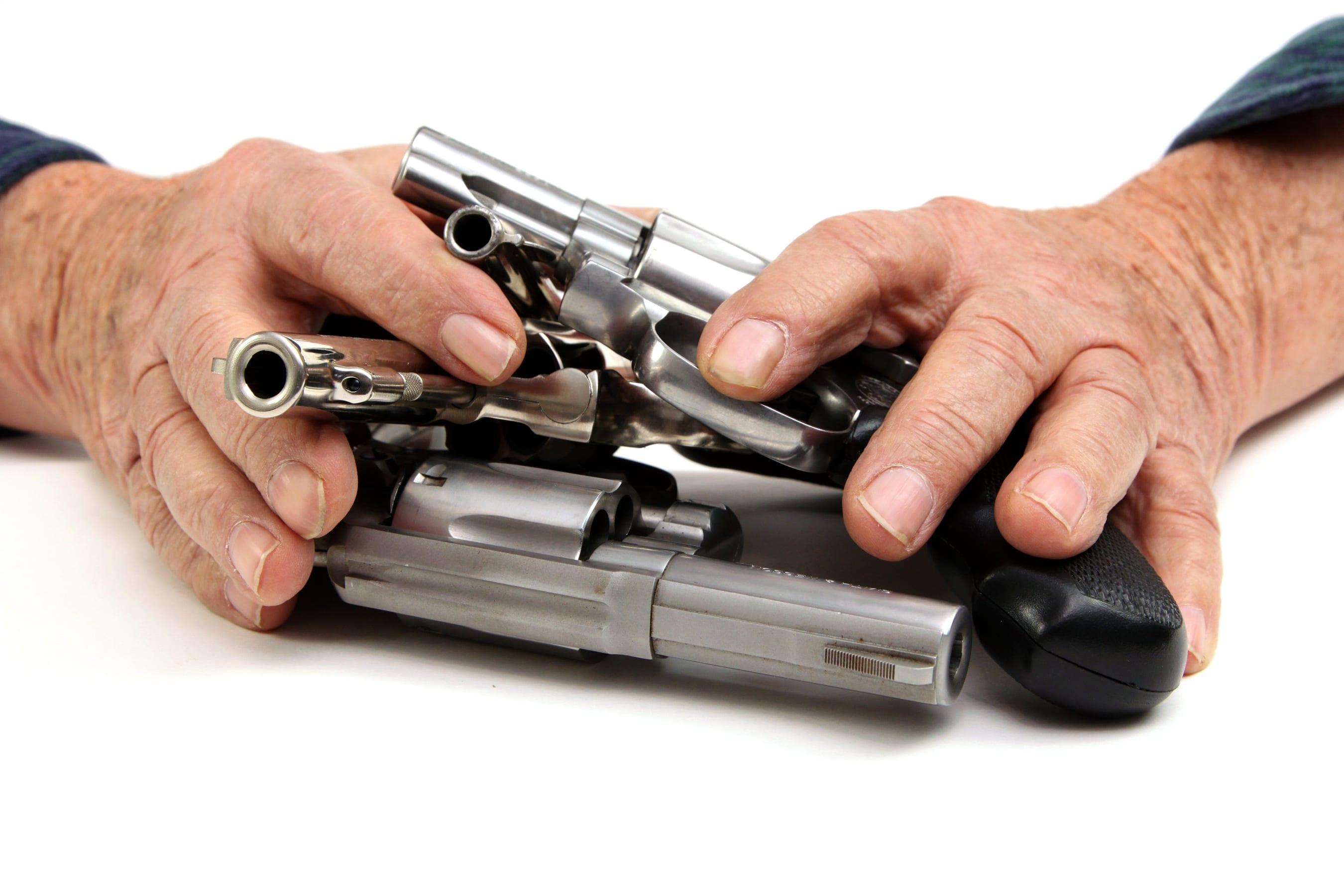 Buying Guns