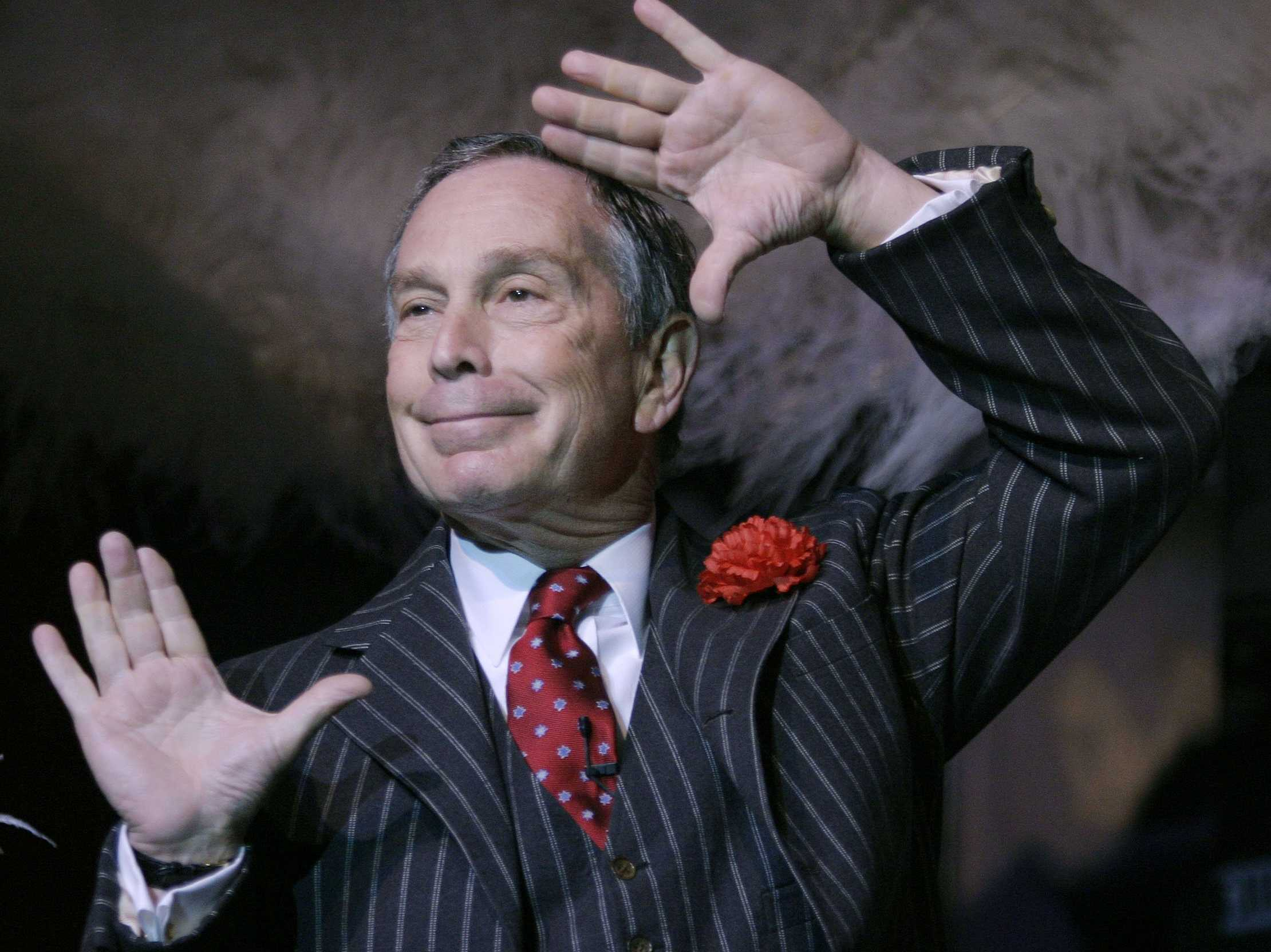 Michael Bloomberg and Gun Control