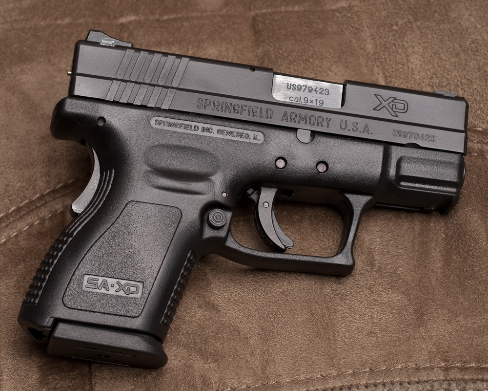 """ springfield xd subcompact 9mm springfield xd 9mm best subcompact 9mm"""