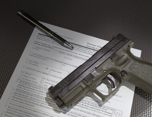 Funding Given to the National Instant Criminal Background Checks