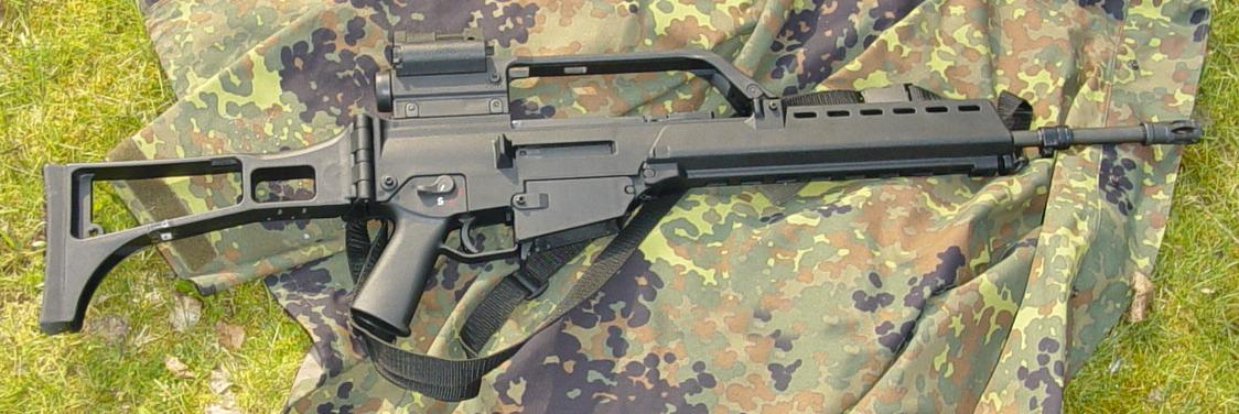 Heckler & Koch HK G36 Rifle Review