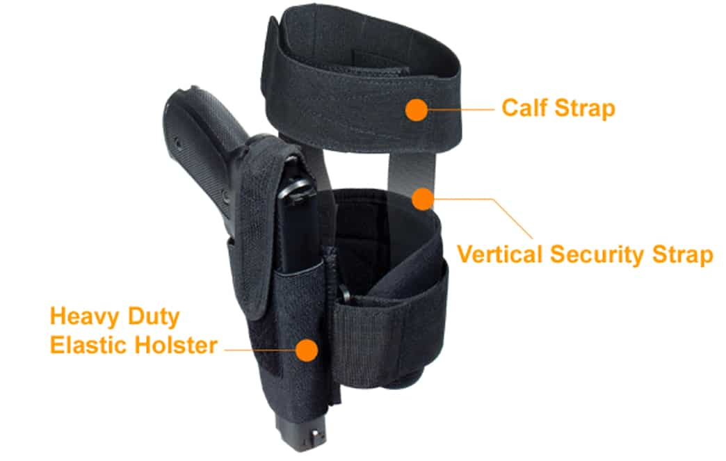 Outbags UTG Concealed Ankle Holster