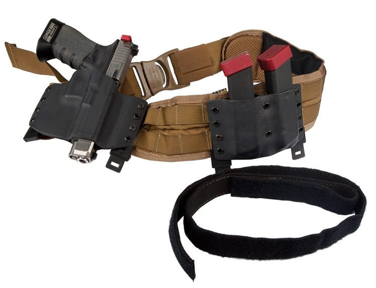 Battlebelt Complete, one of the best Glock holsters