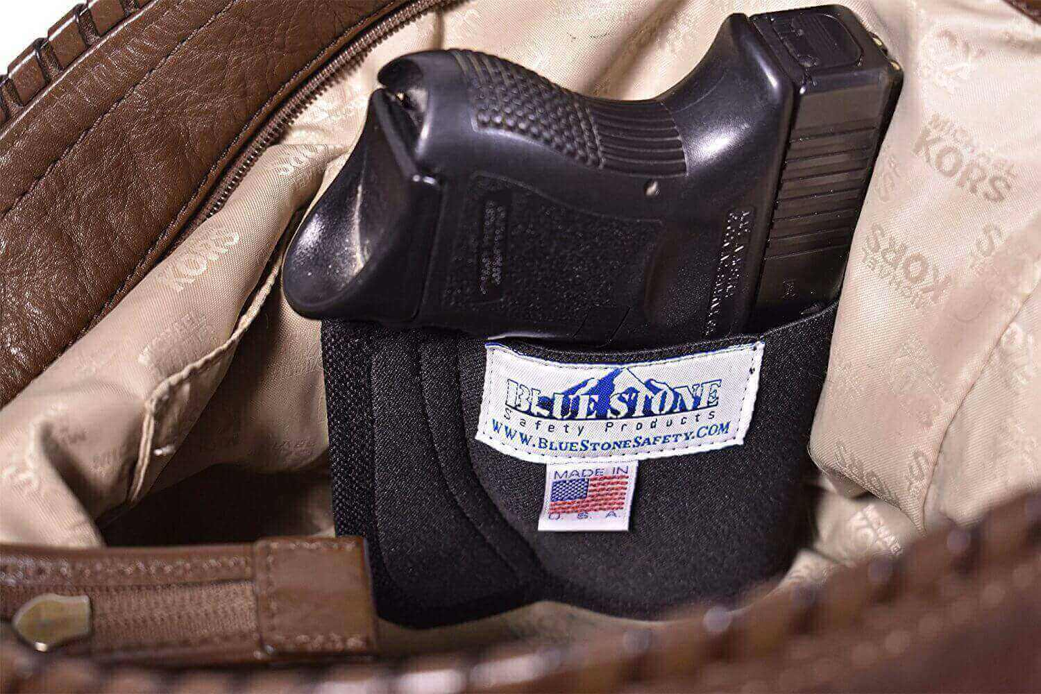 Top 6 Purse Holster Options for Maximum Safety