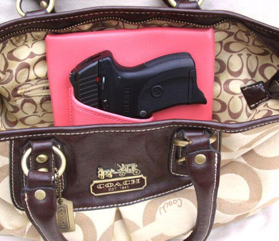 Concealed Carrier Concealed Carry Women's Universal Purse Holster