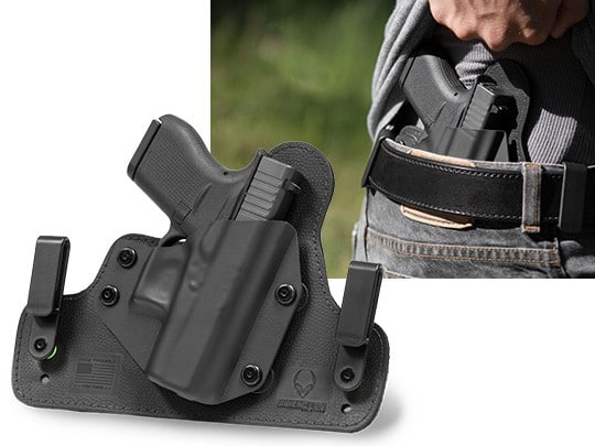 Top 6 Alien Gear Holsters for Efficient Concealed Carry