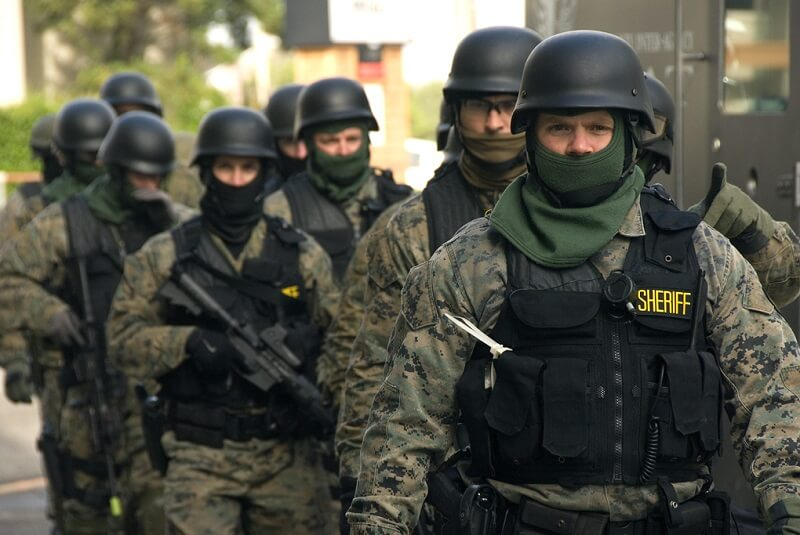 Police Militarization in the US: Does It Really Help?