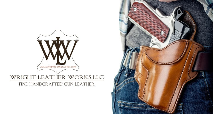 6 Best Leather Holster Makers for Quality Concealed Carry