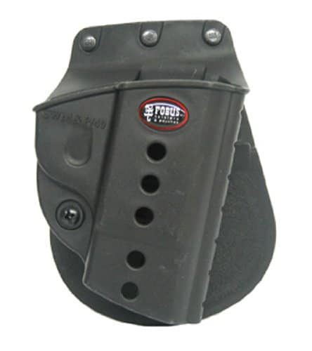 Fobus Standard Holster RH Paddle SWMP S&W M&P 9mm