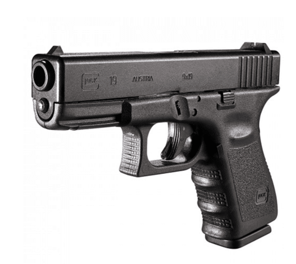 GLOCK 19, one of the best concealed carry guns