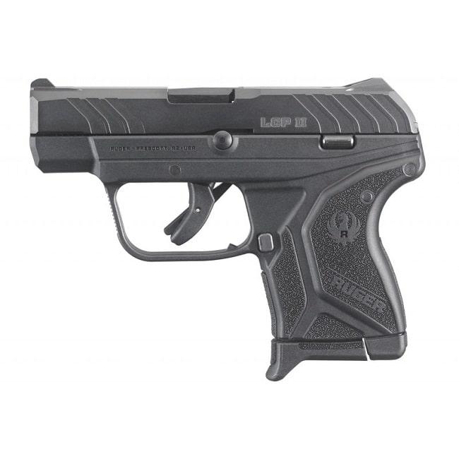 Ruger LCP II gun