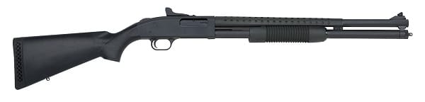 Mossberg 500 Pump-Action Shotgun