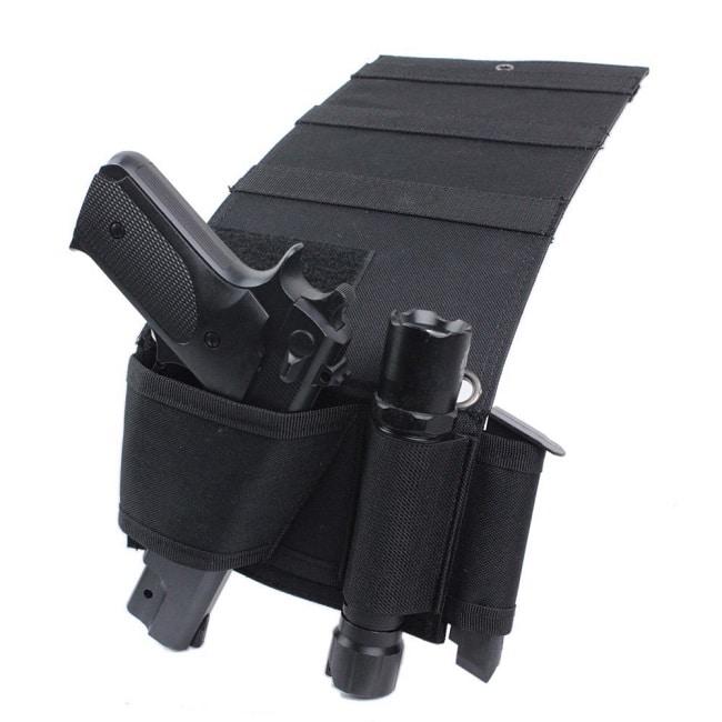 EXPLORER Firedog Tactical Adjustable Under Mattress