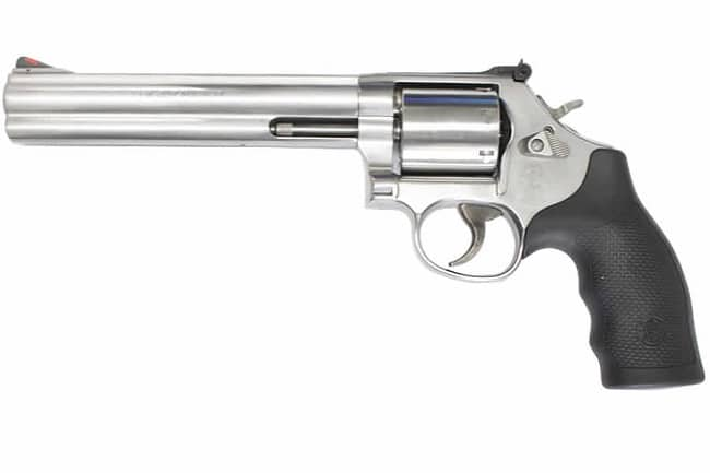 Smith & Wesson 686 revolver