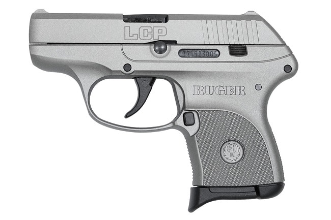 Ruger LCP, one of the best guns for women
