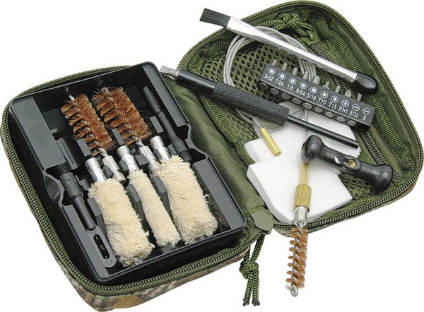 Realtree XTRA Profressional Field Shotgun Cleaning Kit