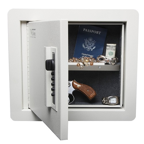 V-Line Quick Vault Locking Storage for Guns and Valuables