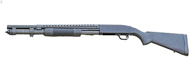 Mossberg 590 Tactical Pump Shotgun