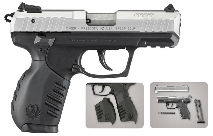 10 Reasons Why You Should Get a Ruger SR22