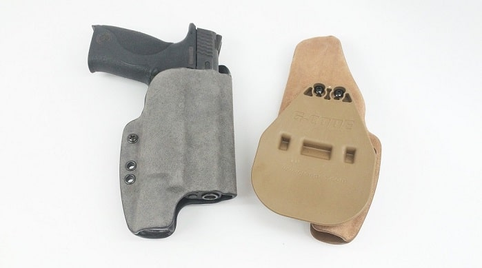 OSL Standard Kydex G Code Holsters