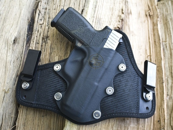Top 3 IWB Holster Options and Best Practices