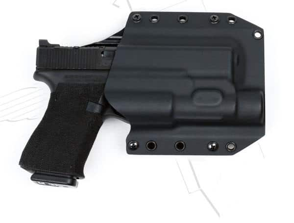 OWB Kydex Light-Bearing Holster