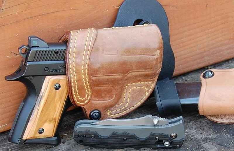 Speedy Spanky High Noon Holsters