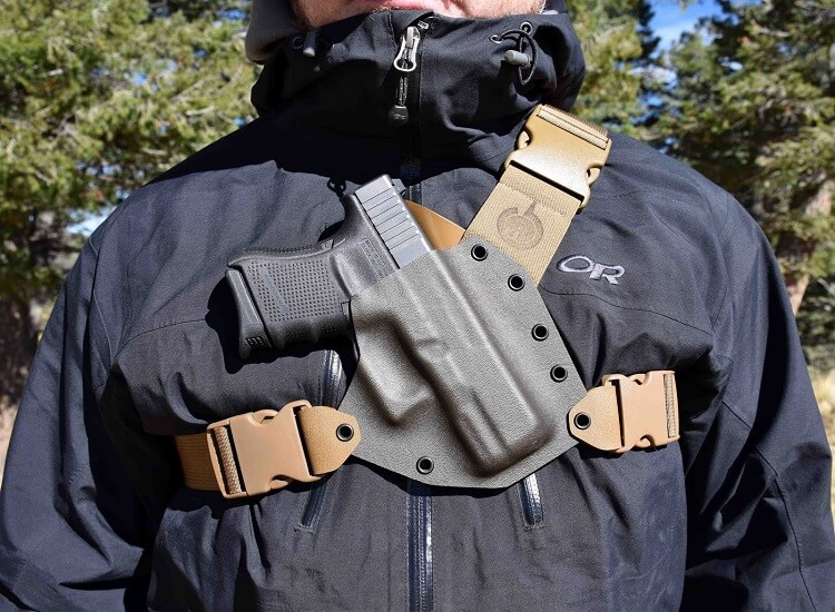Top 5 Chest Holster Options for Safest Carry
