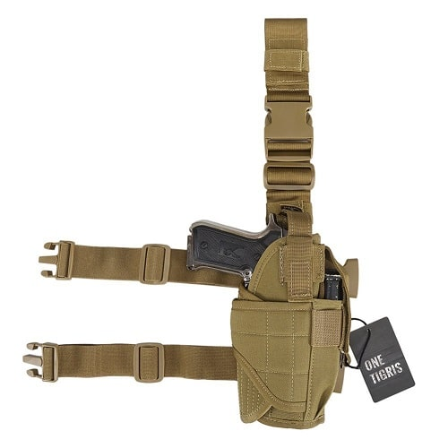 OneTigris adjustable leg holster