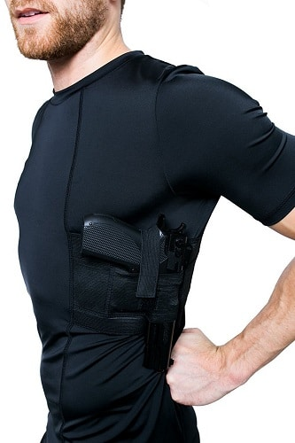 6 of the Best Holster Shirt Options for Concealed Carry
