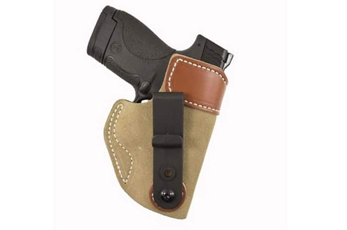 DeSantis S and W Shield Sof-Tuck Gun Holster