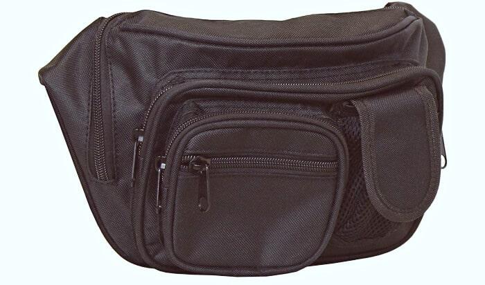 EG Bags Concealment Fanny Pack