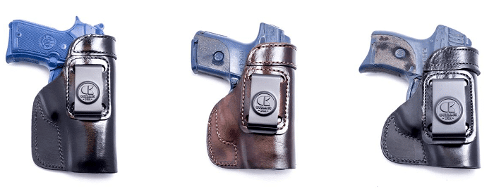Outbags USA leather holster maker
