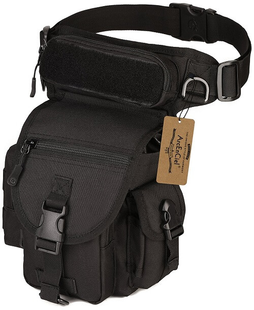 6 Best Motorcycle Holsters – Concealed Carry for Riders