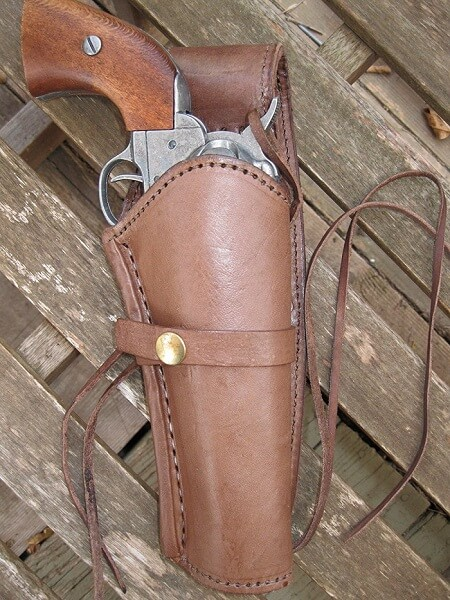 Country Western USA holster, one of the best western holsters