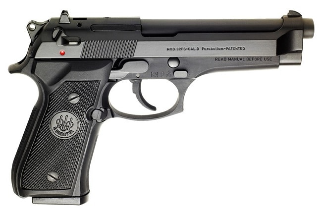 Beretta 92FS, best concealed carry guns