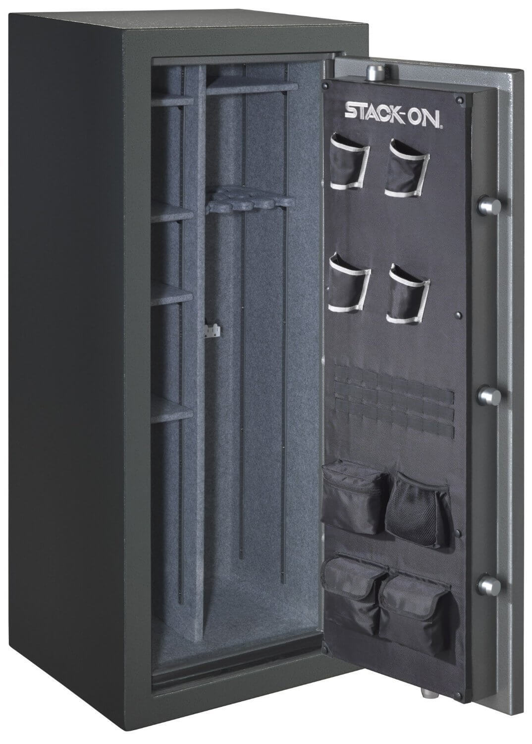 Stack-On TD-24-GP-E-S Total Defense 22-24 Gun Safe with Electronic Lock