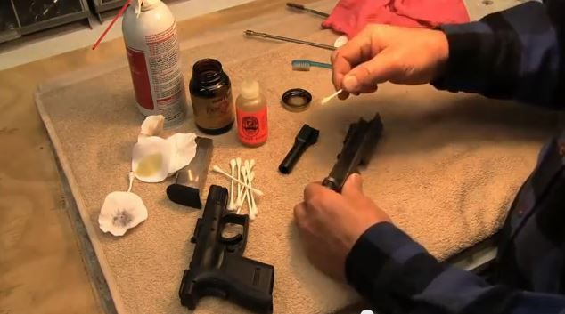 Explaining How to Clean a Gun in 7 Easy Steps