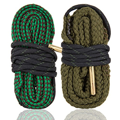 OHENNY Bore Cleaner Gun Snake Rifle Shotgun Cleaning Kit