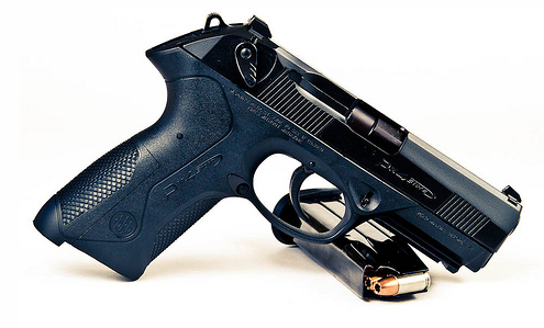 Reviews: Beretta PX4 Storm