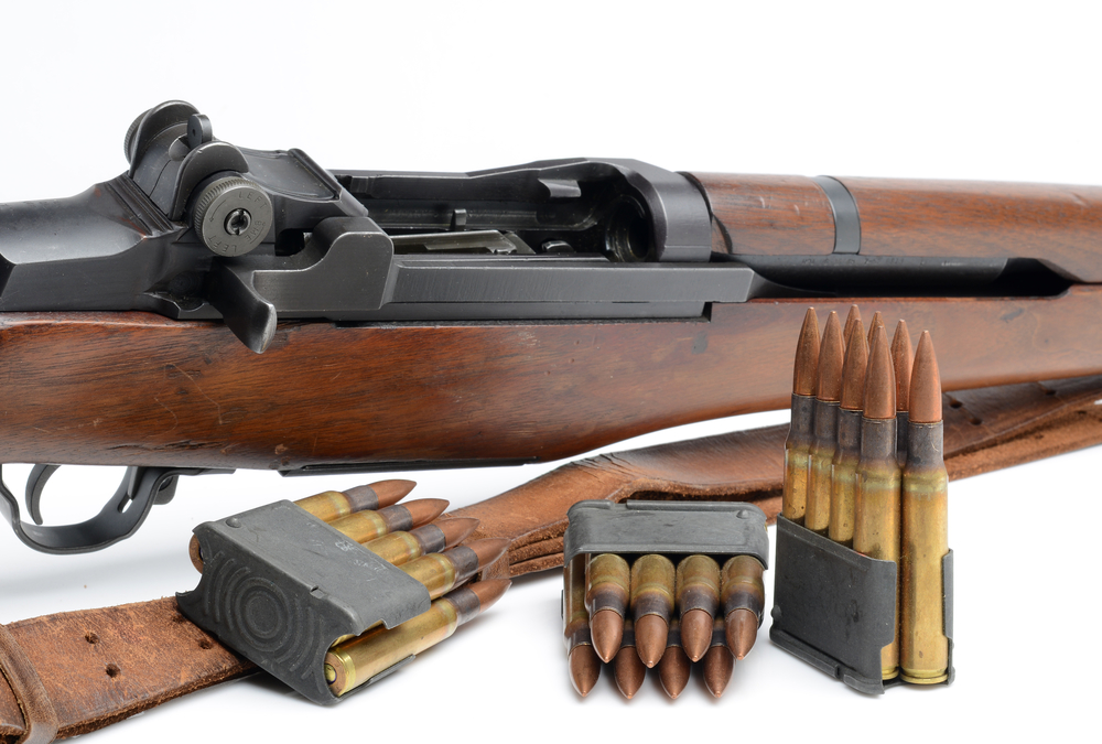 M1 Garand Use And Care Guide