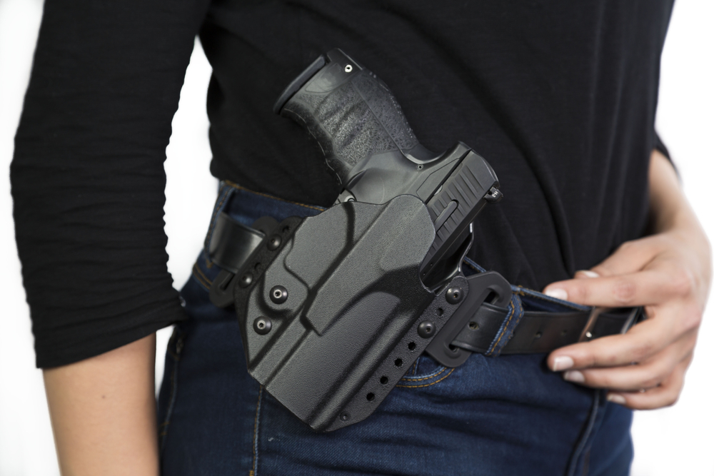 Best IWB Holster (In the Waistband)