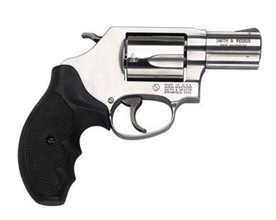 3. Smith & Wesson Model 60