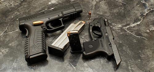 handgun parts