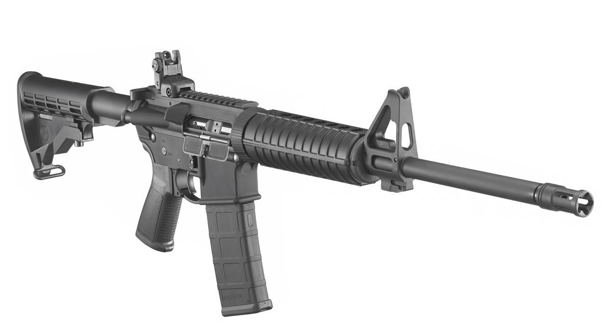 Ruger AR 556 AR 15