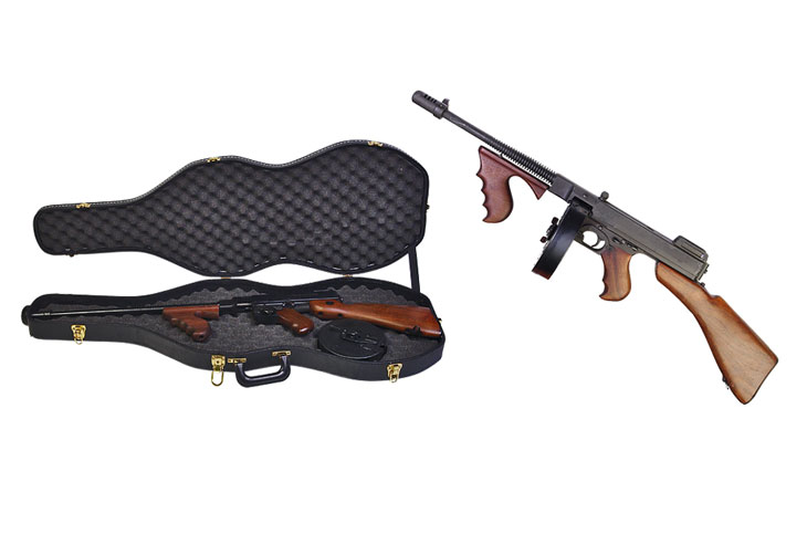 thompson submachine gun case